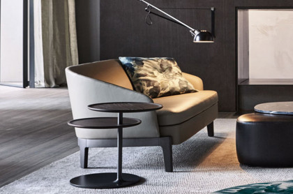 Vicino Table - ниска масичка на Molteni, дизайн Foster + Partners